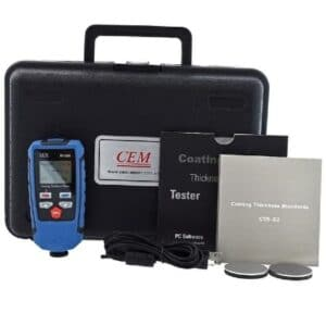 CEM DT 156H Coating Thickness Tester