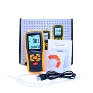 Benetech GM510 Digital Manometer Pressure Gauge