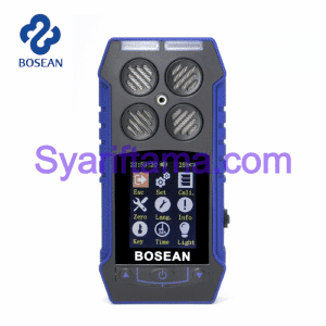 Bosean BH-4S 4 in 1 Gas Detector Oxygen O2 H2S Carbon Monoxide