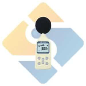 Sanfix GM1358 Digital Sound Level Meter