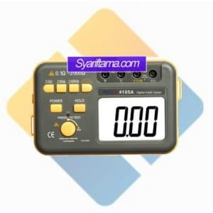 Aditeg 4105A Digital Earth Tester