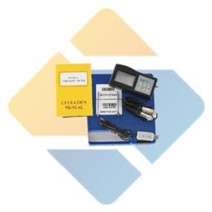 Landtek VM-6360 Vibration Meter with Software and RS232 Cable