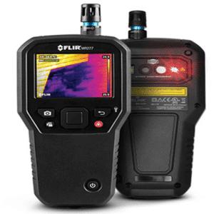 Flir MR277 Moisture Hygrometer & MSX IR Camera