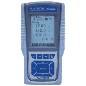 Eutech CyberScan PC650 Multi-Parameter