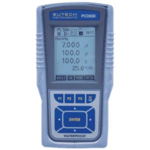 Eutech CyberScan PCD 650 Multi-Parameter