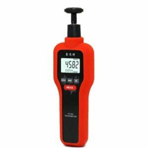 HTI HT-522 Digital Tachometer contact non contact