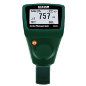 Extech CG304 Coating Thickness Tester with Bluetooth