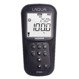 Horiba LAQUA DO220 Handheld DO/Temp. Meter