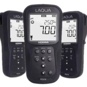Horiba LAQUA PD210 pH/ORP/DO/Temperature (°C/°F)