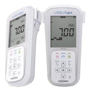 Horiba LAQUAact PH110 pH/ORP/Temperature